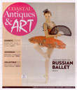 Russian Seasons Ballet - Coastal Antiques & Art